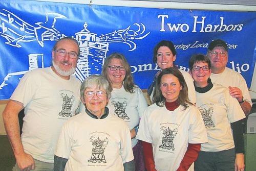 Two Harbors Community Radio Team