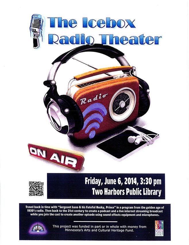 KTWH 99 5 FM – Two Harbors Community Radio – Ice Box Radio