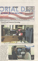 North Shore Journal - Grown By Our Own