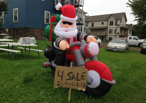 Even Santa Likes Heritage Days