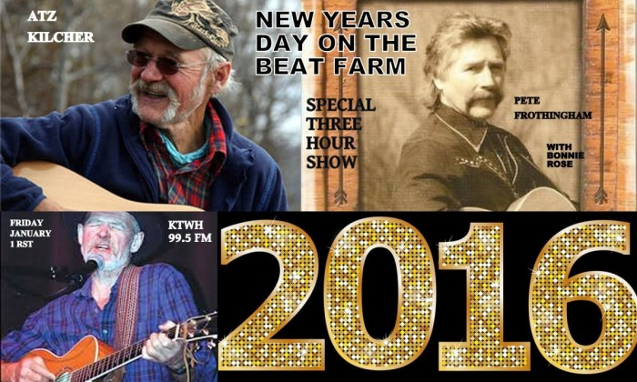 New Year's Day: Atz Kilcher on Dave's Beat Farm