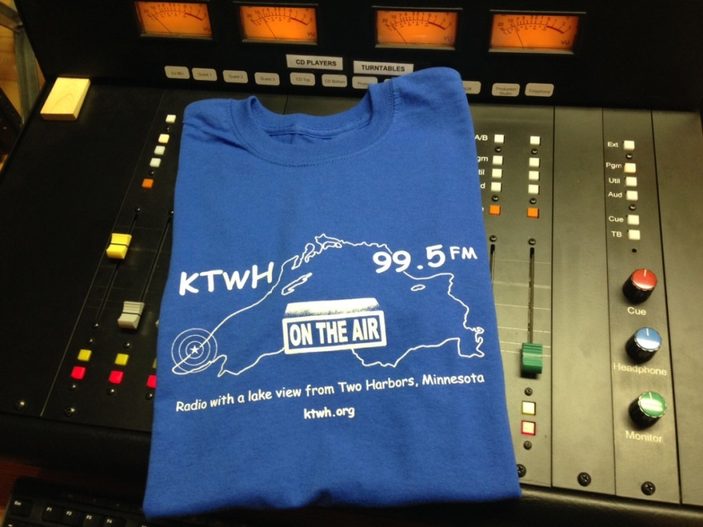 KTWH's Inaugural on-air pledge drive is underway!