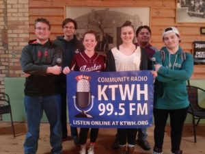 KTWH 99 5 FM – Two Harbors Community Radio – The High School